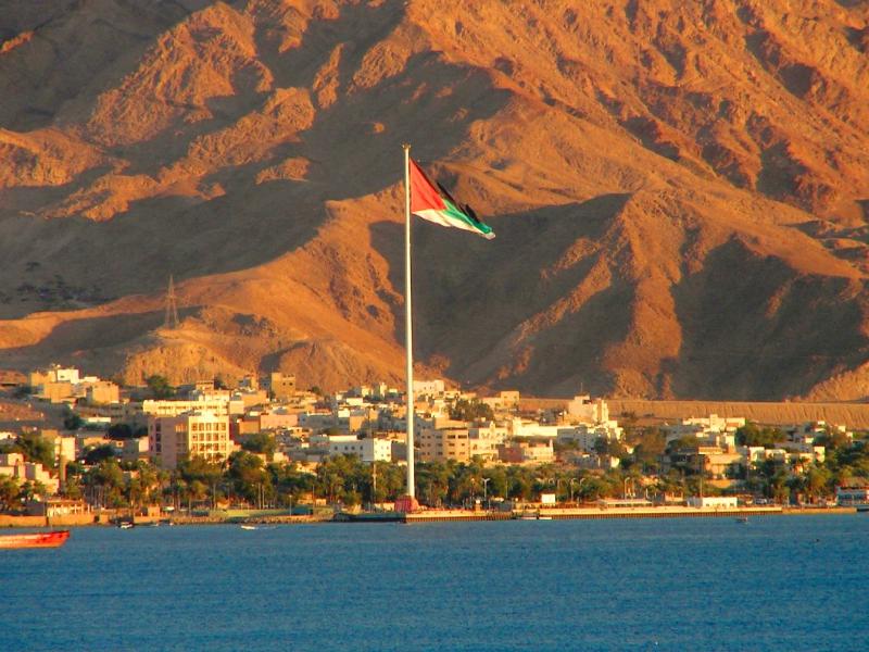 Jordanien Aqaba