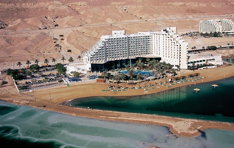 Hotels am Toten Meer in Ein Bokek