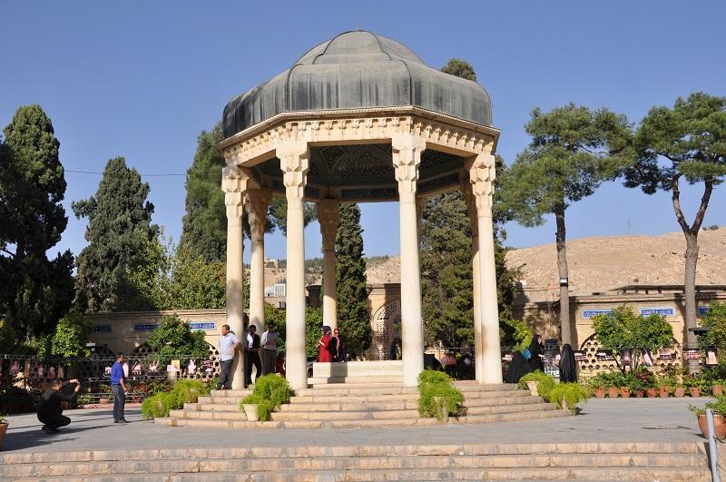 Hafez Denkmal Schiraz