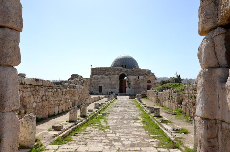Amman Zitadelle
